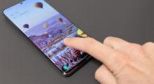 Samsung si pohrává se skrytím přední kamery jiným způsobem