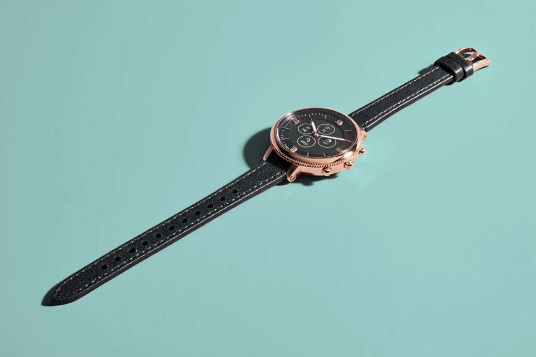 Fossil uvádí nové hybridní hodinky HR Mini