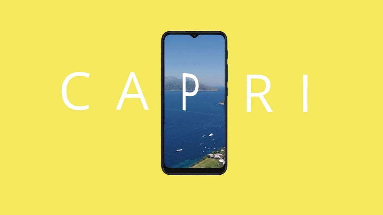 Motorola chystá dva levné modely Capri a Capri Plus