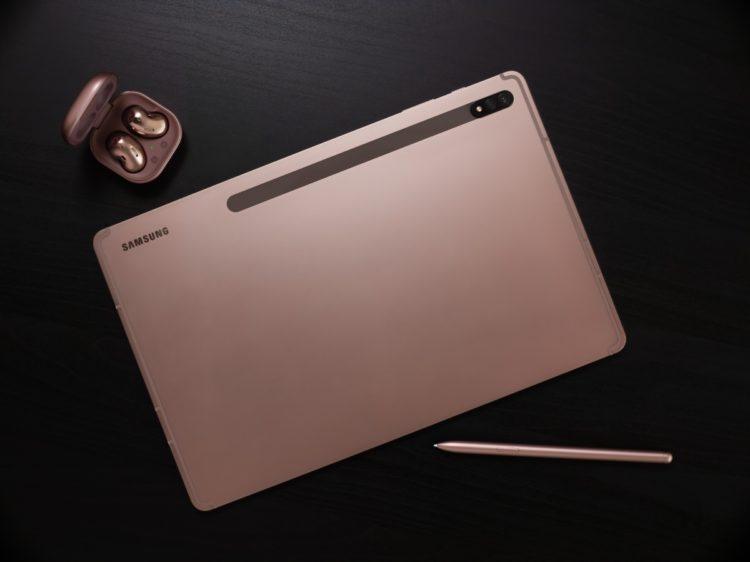Samsung Galaxy Tab S7 Buds Live 1200x899x