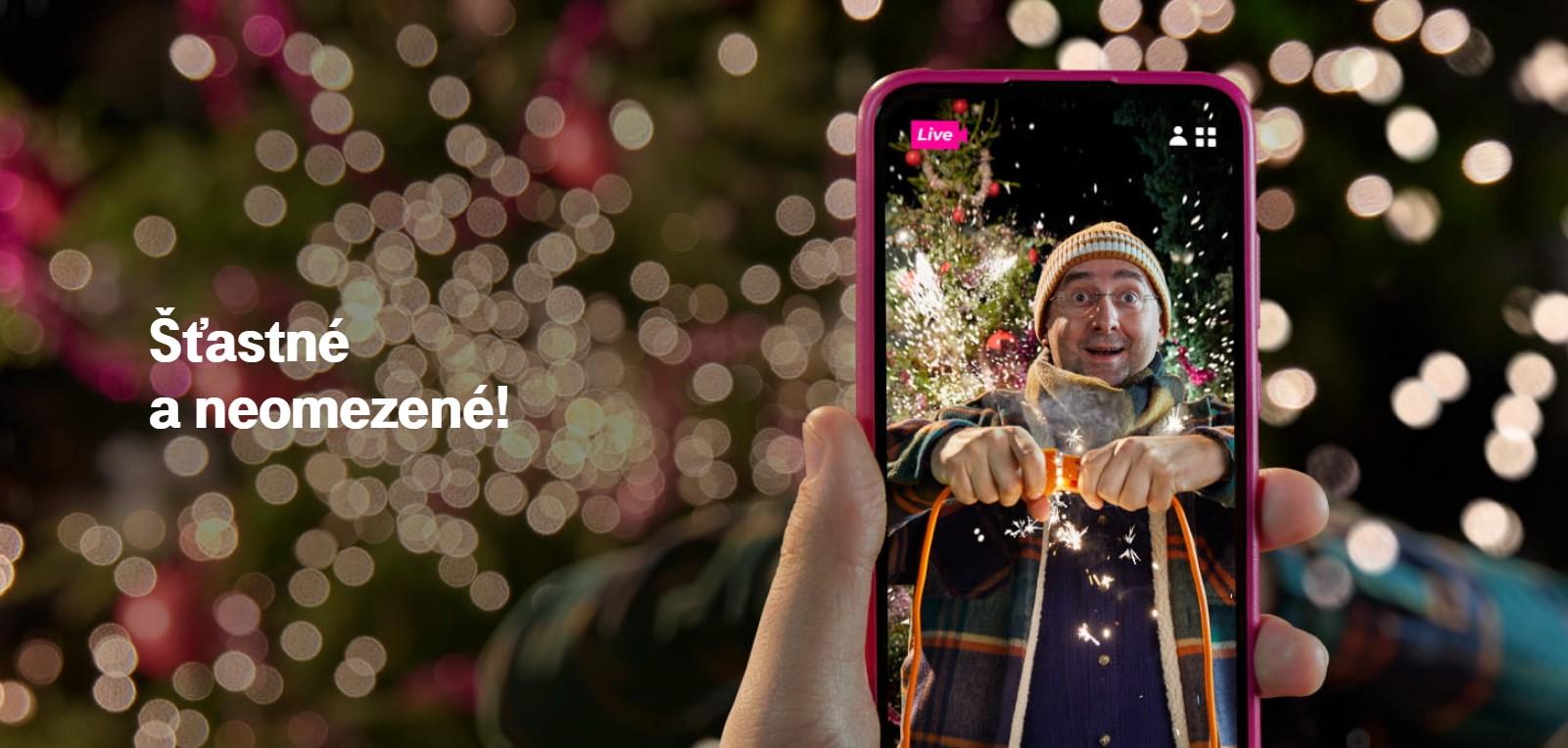 T-Mobile naděluje neomezená data do konce roku zdarma