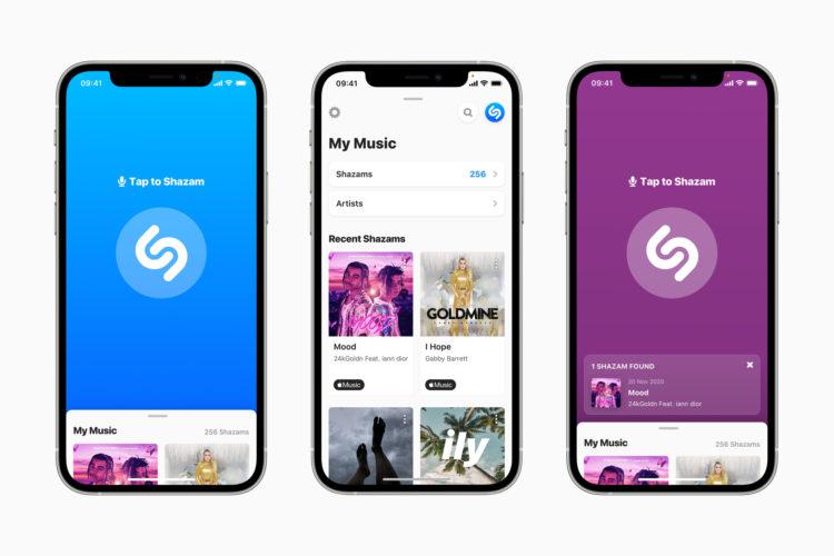 Shazam iOS 1960x1306x
