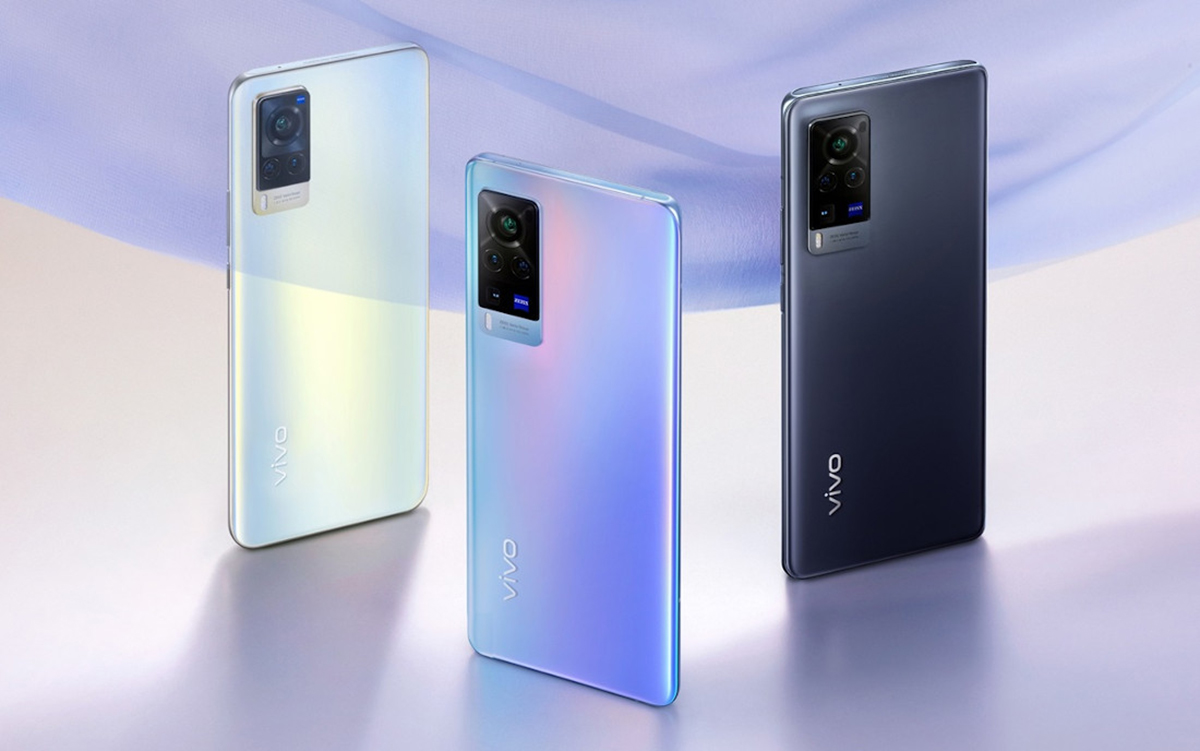 Vivo X60 a Vivo X60 Pro oficiálně, novinky s Exynosem