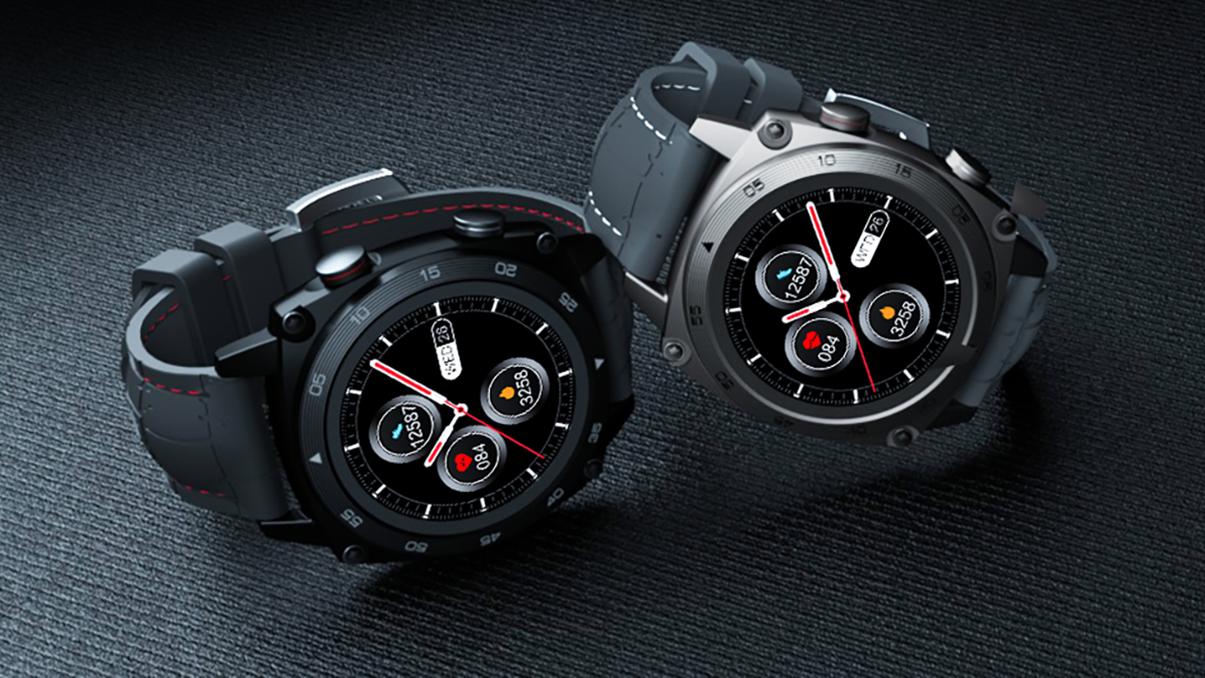 Cubot představuje chytré hodinky C3 jen za 715 Kč s giveaway [sponzorovaný článek]