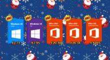 Povánoční výprodej: Windows 10 už za 182 Kč a Minecraft za 630 Kč! [sponzorovaný článek]