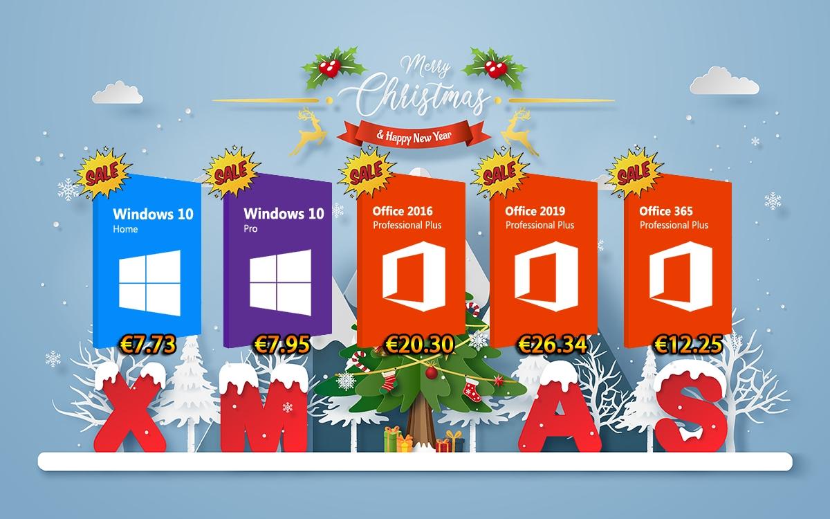 Využijte vánoční akce na Windows 10 a buďte moderní [sponzorovaný článek]