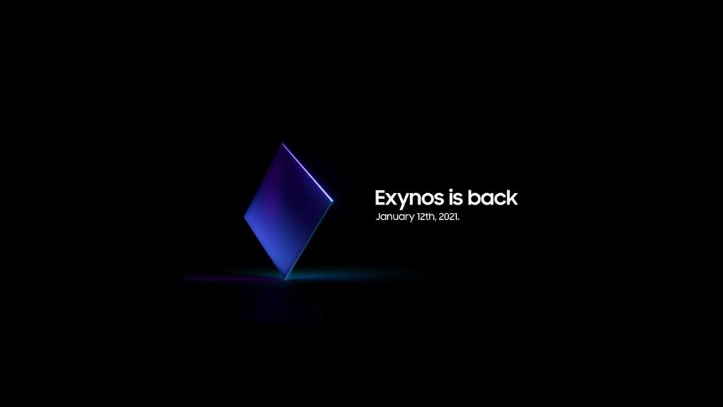 Exynos 2100 chce vyzvat Snapdragon 888, představí se 12. ledna