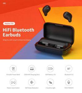 geekbuying Haylou T15 Bluetooth5 0 TWS Earbuds 840520 1000x1130x