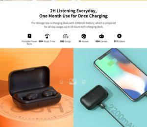 geekbuying Haylou T15 Bluetooth5 0 TWS Earbuds 840522 1000x863x