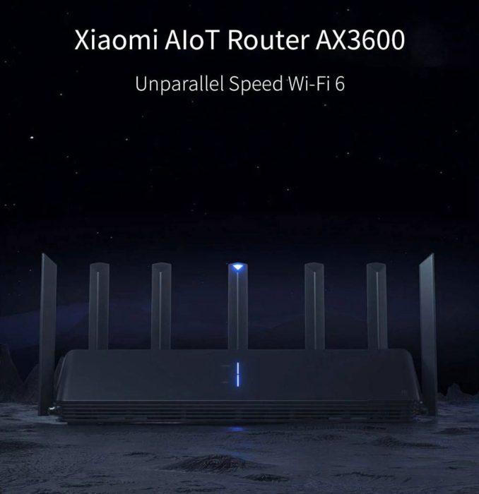 geekbuying Xiaomi AIoT Wireless Dual Band Router Black 845848 1000x1032x