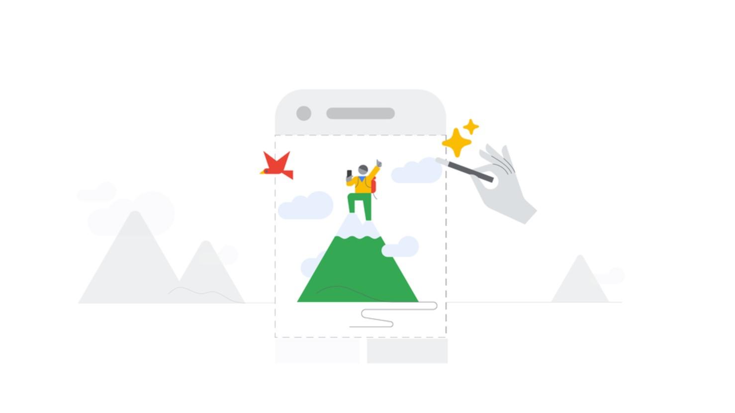 Google Fotky dostávají nejen nový automatický efekt