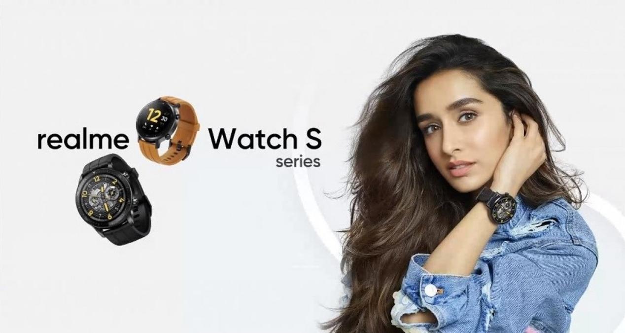 Realme představilo hodinky Watch S Pro