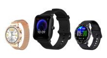 Chytré hodinky nově v obchodech – levné, sportovní, i s EKG a GPS