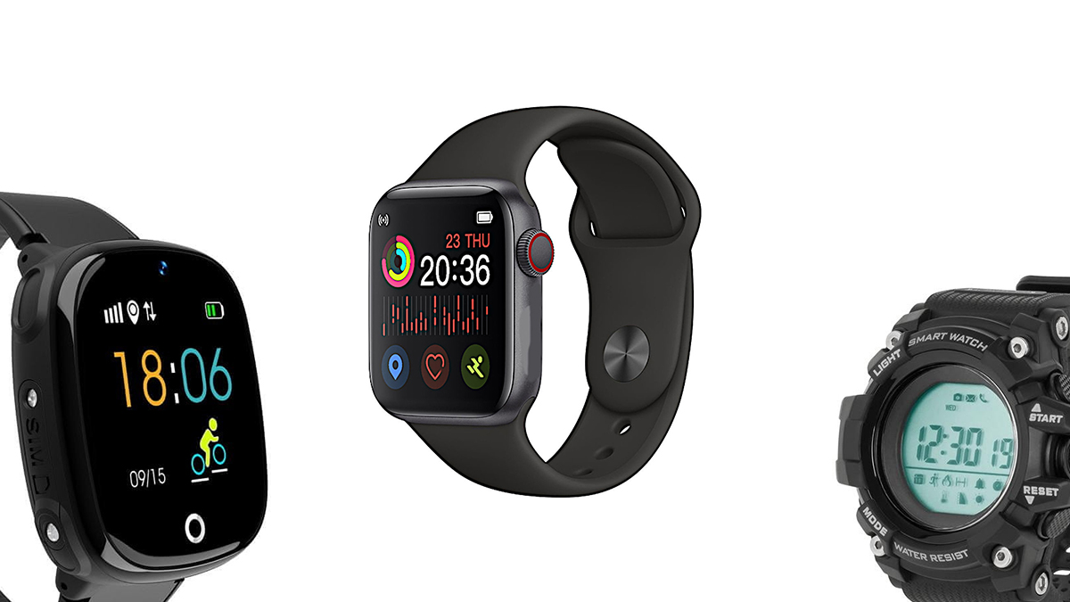 Chytré hodinky nově v obchodech – robustní, dětské i levné