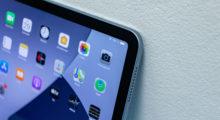 iPad Air získá OLED, miniLED bude exkluzivní pro iPad Pro