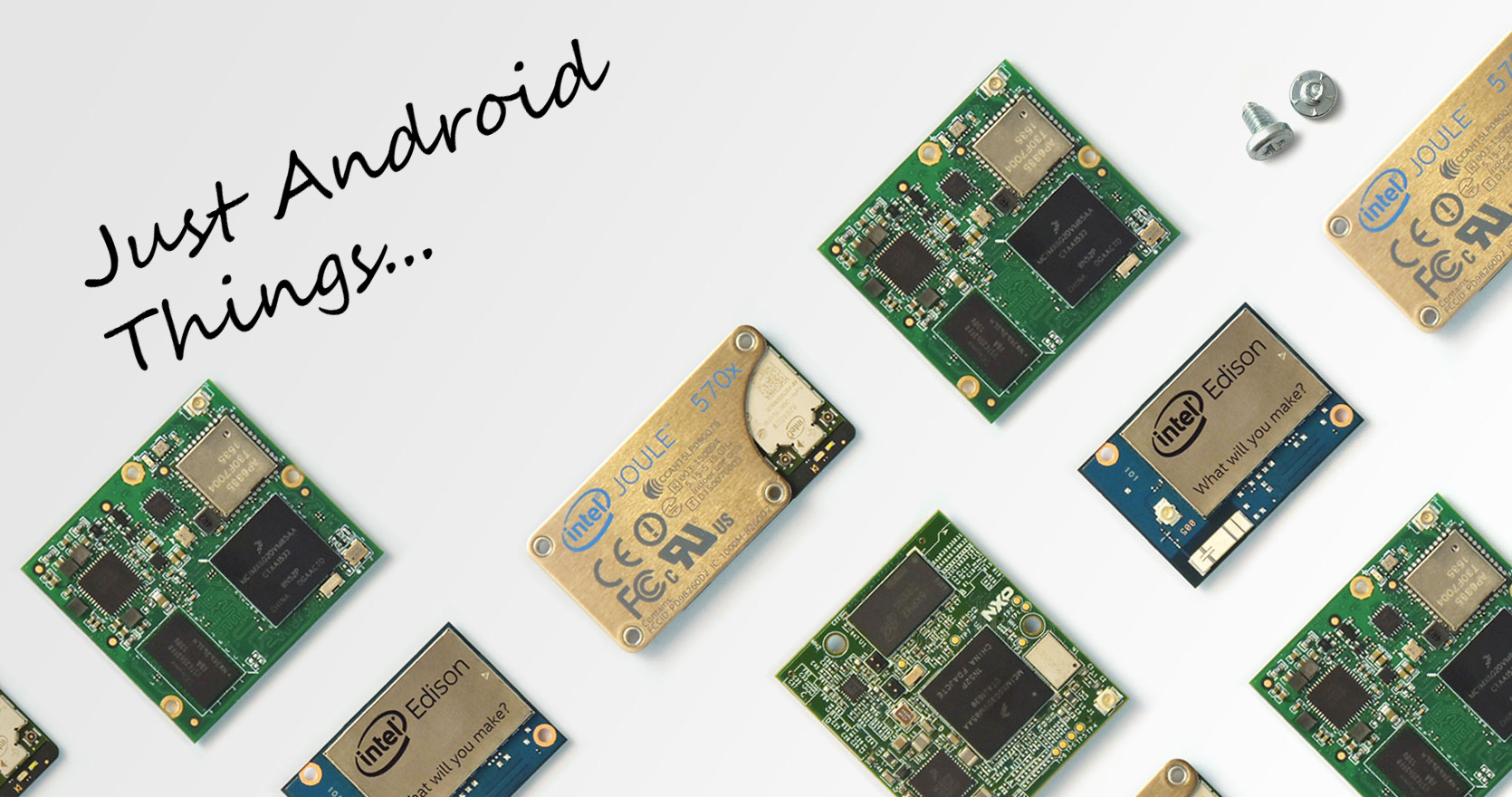 To nej z uplynulého týdne #50 – Android Things, Sygic, CloudReady OS
