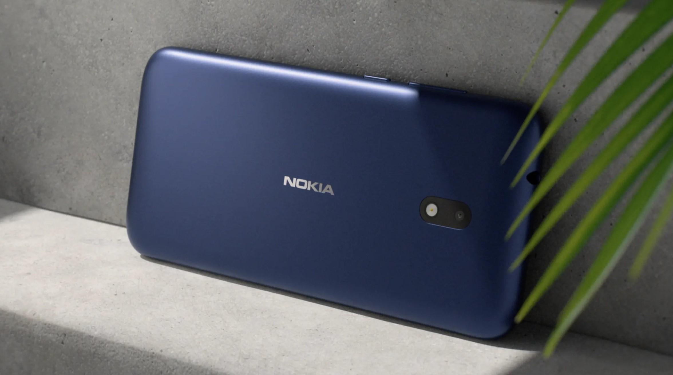 Nokia C1 Plus je levná novinka se slabými specifikacemi