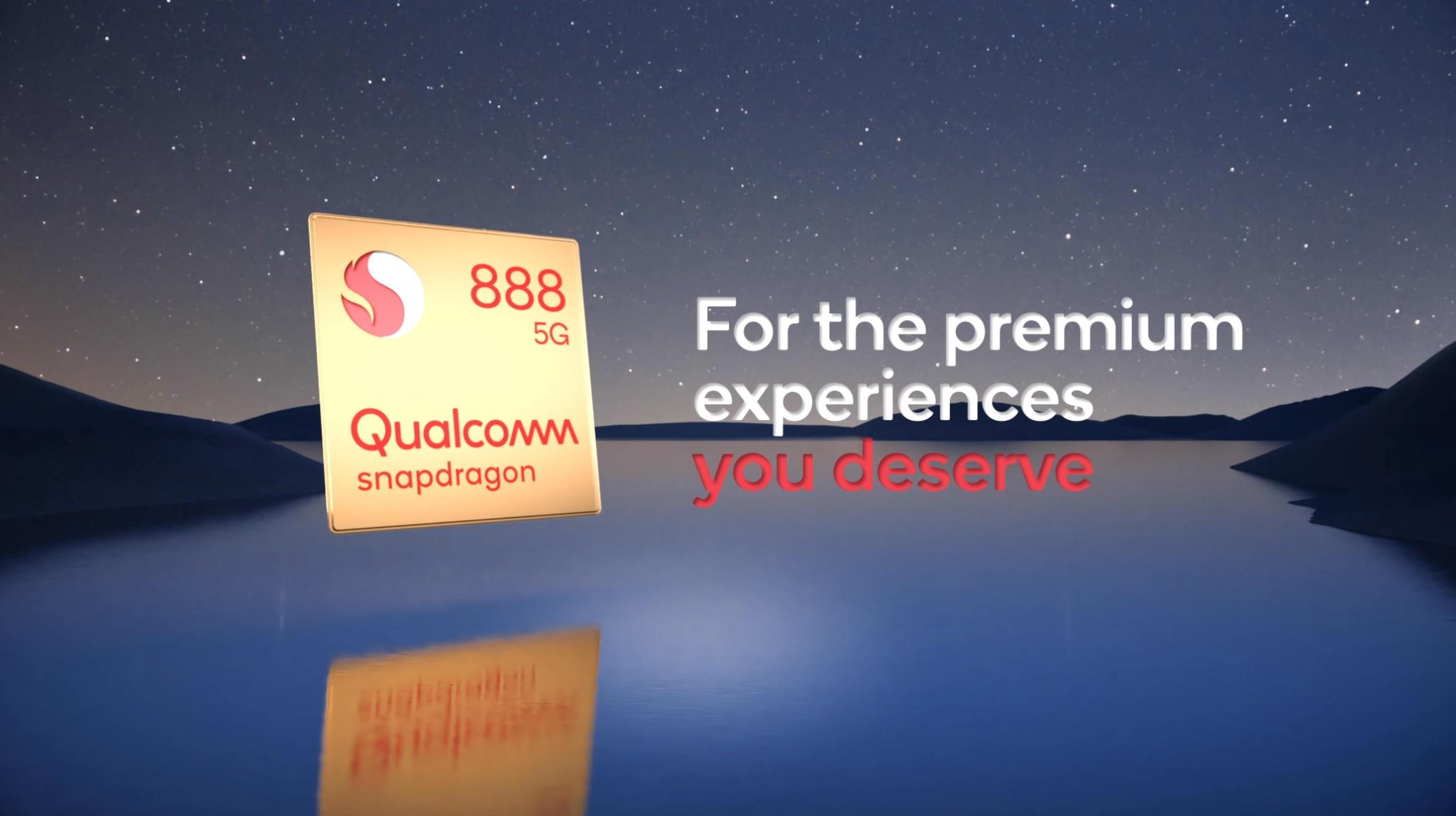 Snapdragon 888 je nový procesor pro top modely [aktualizováno]