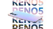 Reno5 4G oficiálně, rychlé nabíjení a slušná výbava