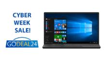 Slevy v rámci Cyber Week 2020 – až 95 % – Windows 10 od 7,3 eura a nejen to! [sponzorovaný článek]