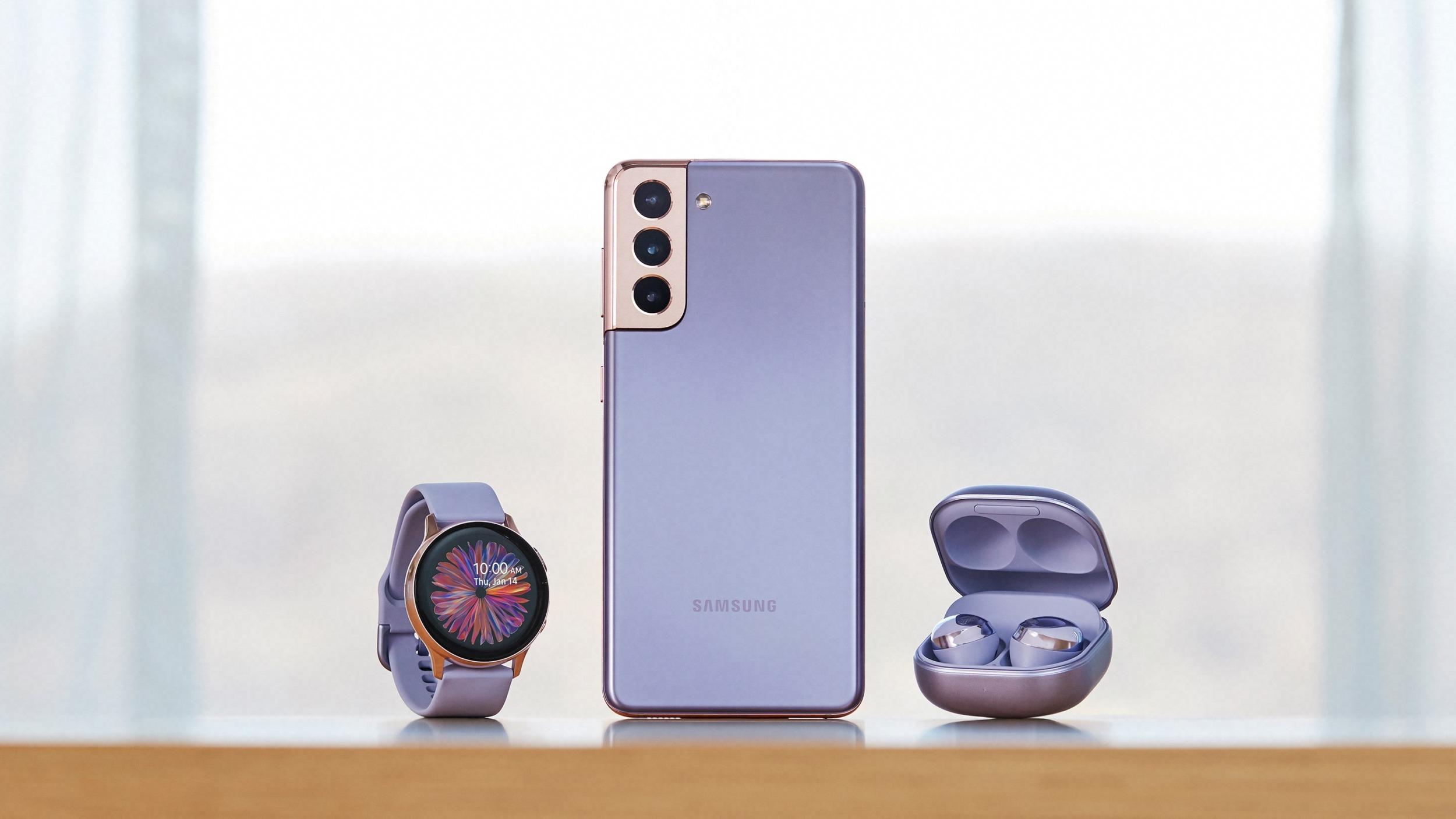Samsung představil Galaxy S21 a S21+, cena začíná na 22 499 Kč