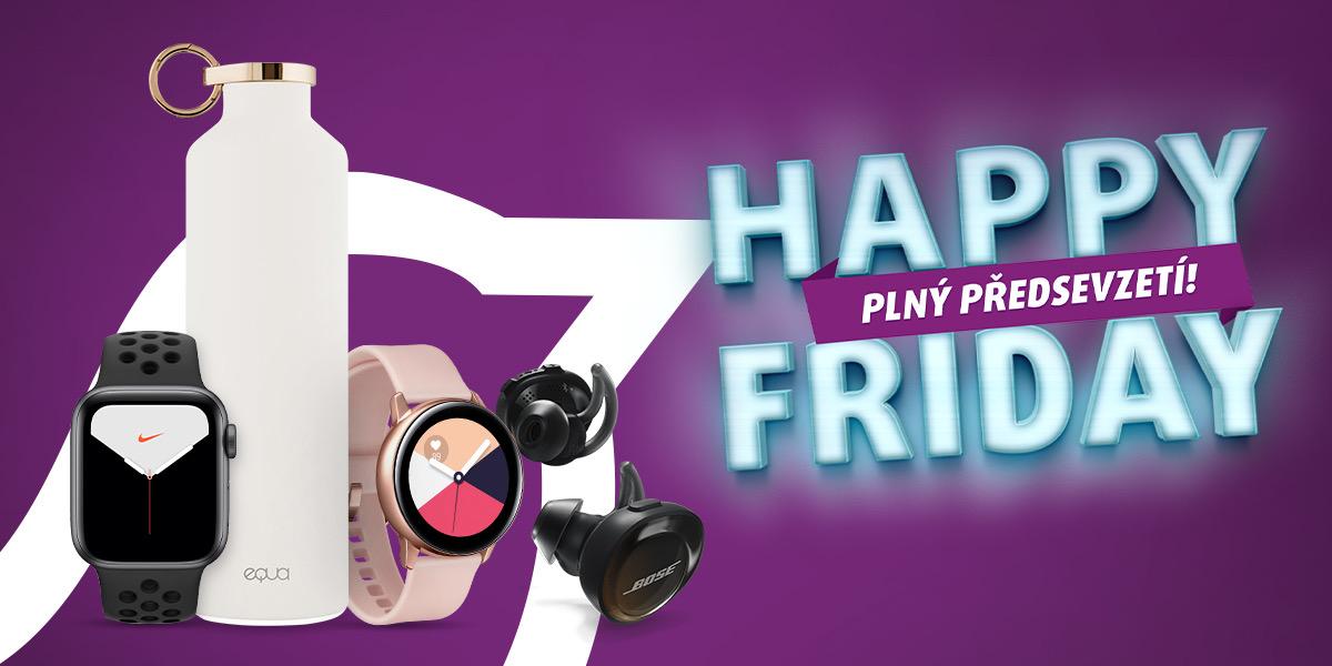 Happy Friday na Smarty přináší slevy až 45 % na příslušenství pro sport![sponzorovaný článek]