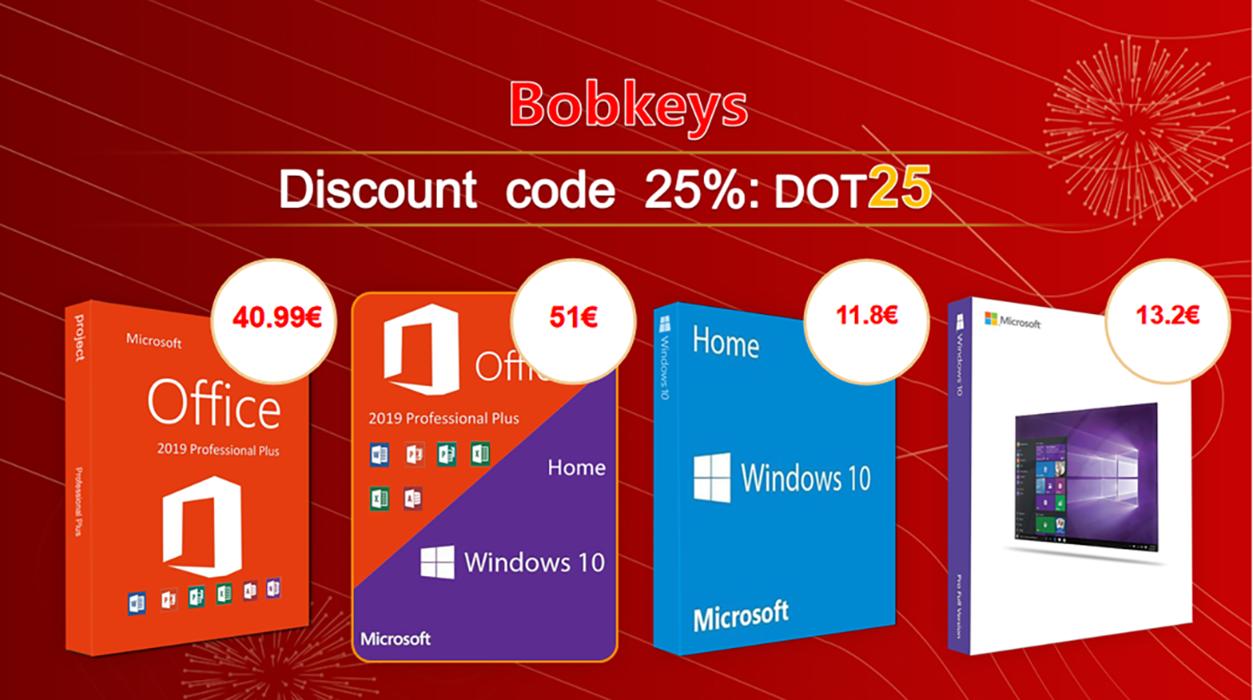 Aktivujte si trvale Windows 10 v novém PC v roce 2021 již od 244 Kč [sponzorovaný článek]