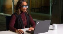 Lenovo ThinkReality A3 jsou nejnovější AR brýle