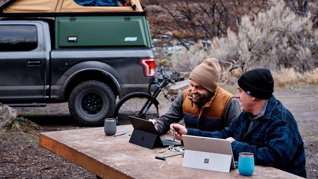Surface Pro 7+ představen, vyšší specifikace a možnost výměny SSD