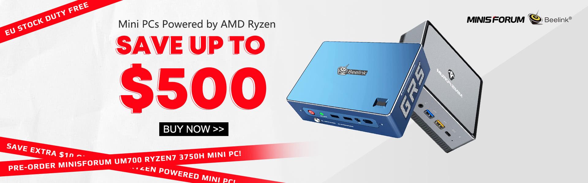 Výběr TOP kompaktních PC nyní v akci na GeekBuying.com [sponzorovaný článek]
