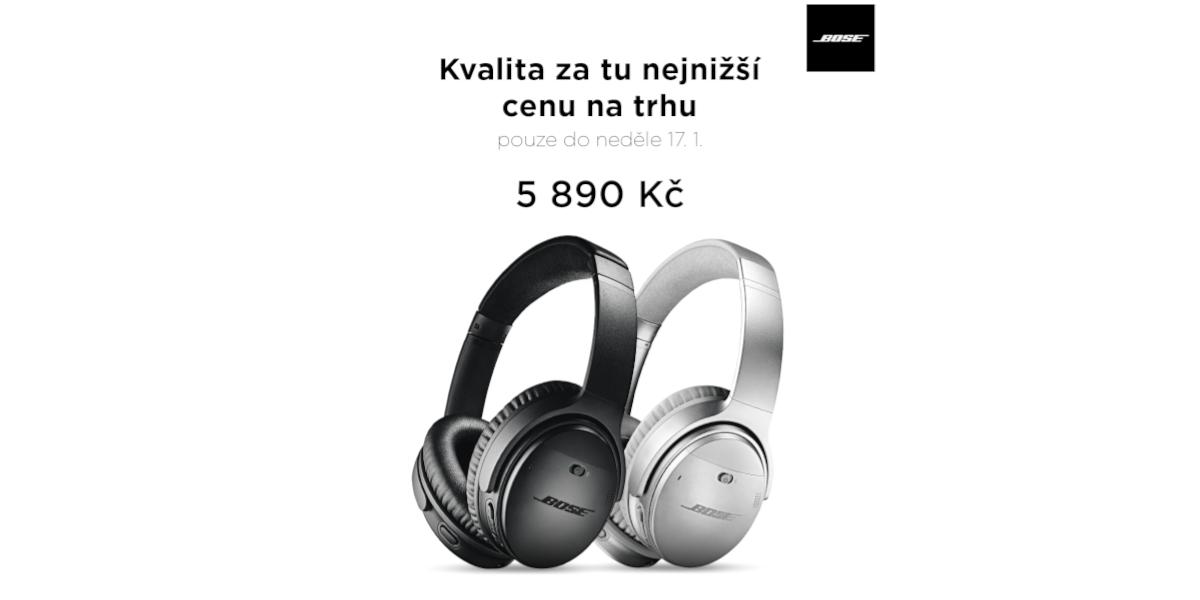 Bose QuietComfort 35 II – sluchátka pro audiofily i běžné posluchače [sponzorovaný článek]