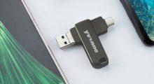 Odolný 128GB flash disk se třemi konektory a USB 3.0 jen za 465 Kč [sponzorovaný článek]