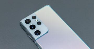 Noční Praha objektivem Galaxy S21 Ultra - jaký má noční režim?