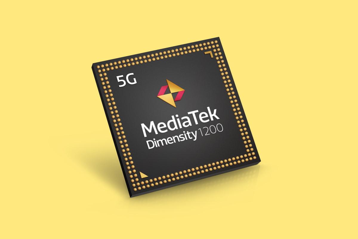 Nové procesory Dimensity 1200 a 1100 představeny
