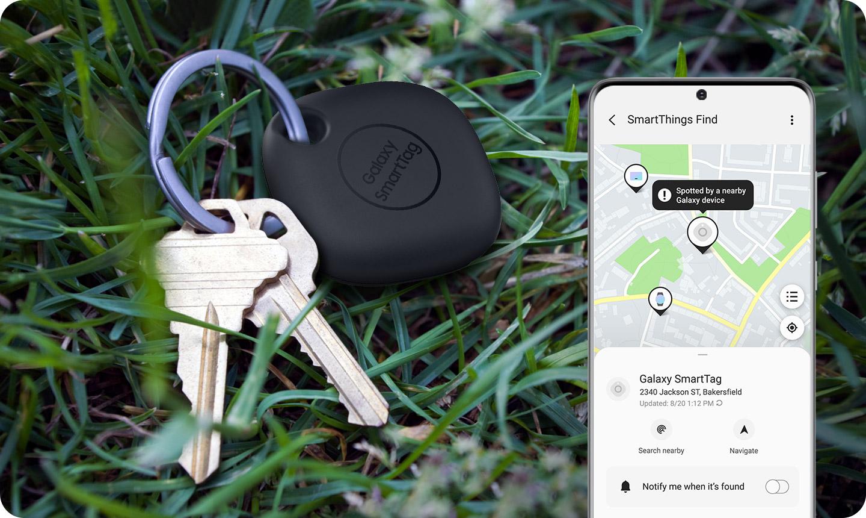Novinka Galaxy SmartTag není jen přívěšek pro nalezení klíčů