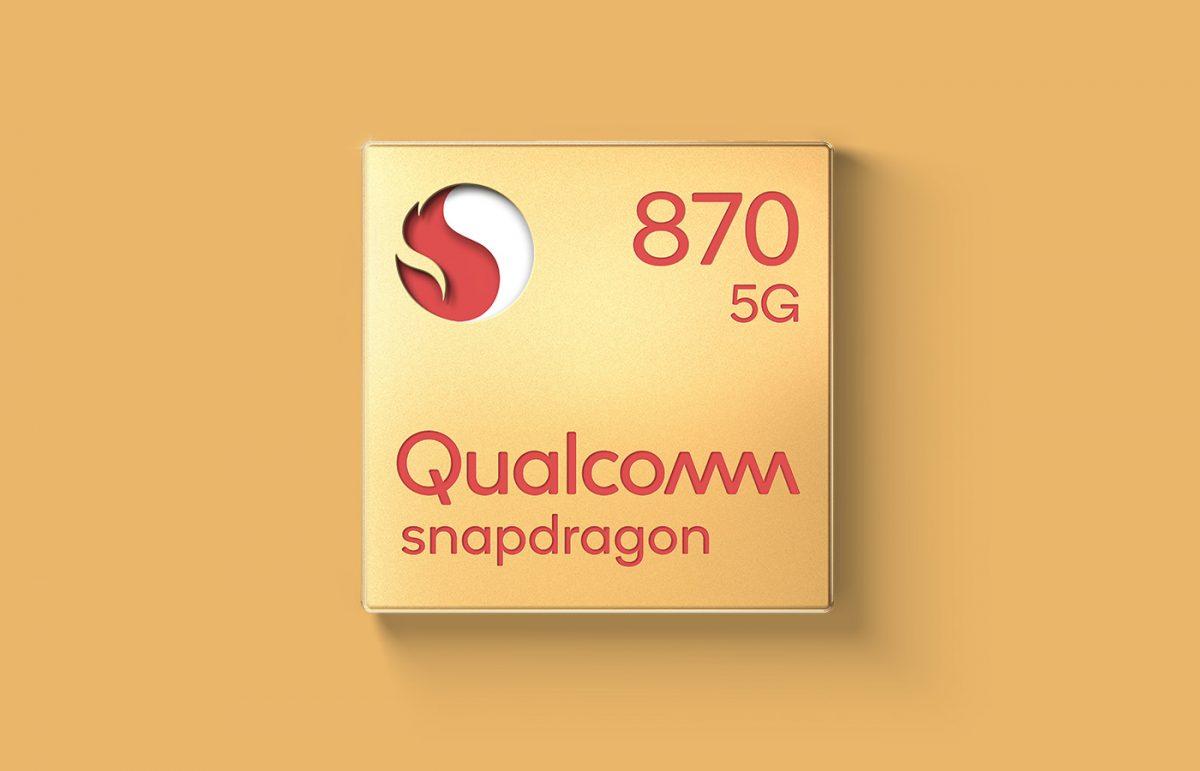 Qualcomm představil Snapdragon 870