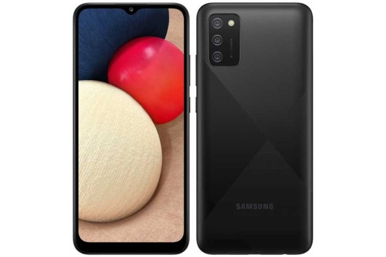 Samsung Galaxy A02s Design 900x600x