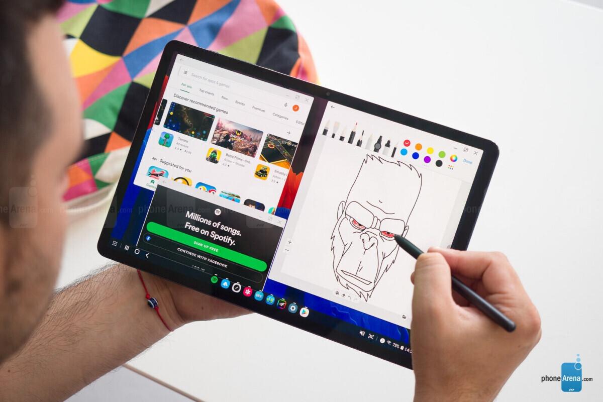 Samsung může pracovat na dvou Lite tabletech