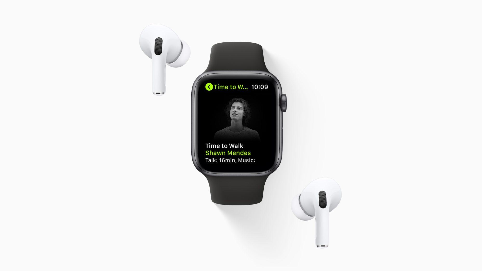 """Time to Walk je nová """"podcastová"""" funkce od Applu"""