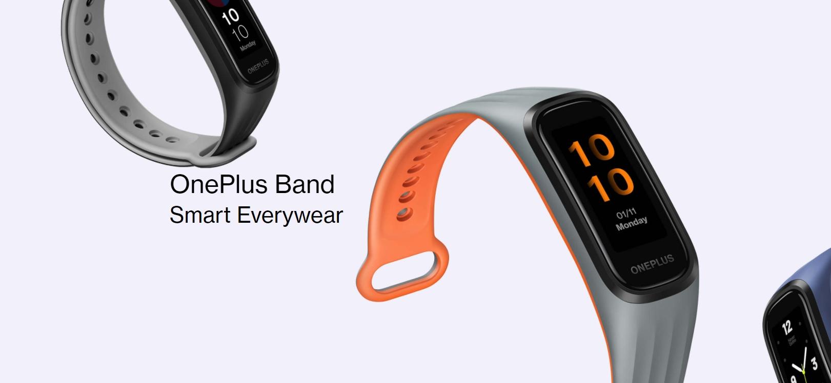 OnePlus Band oficiálně, 14 dní na jedno nabití a cena do tisícovky