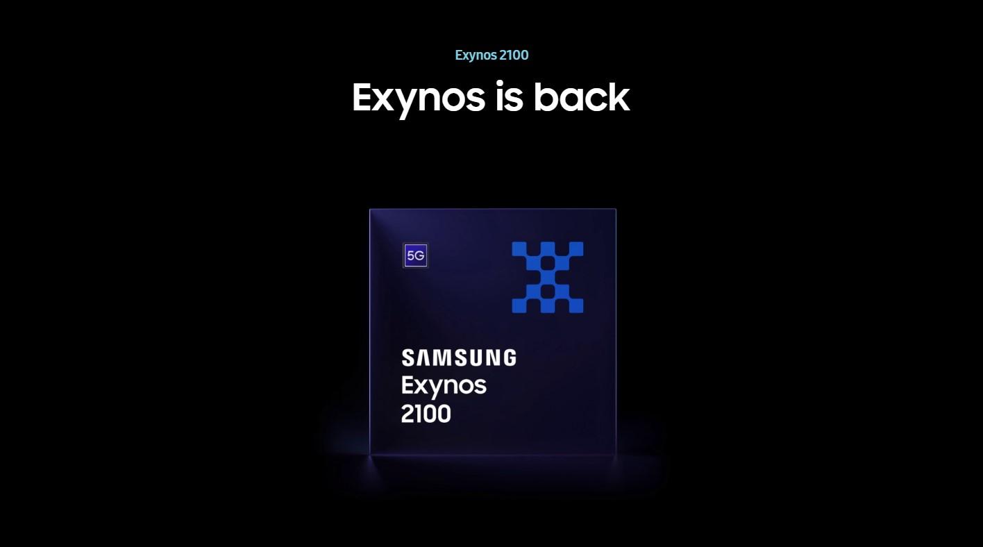 Samsung představil Exynos 2100, konkurenci pro Snapdragon 888