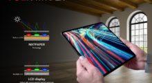 Technologie digitálního papíru TCL NXTPAPER přichází na opravdový tablet