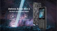 Ulefone Armor Mini 2 spojuje odolnost a tlačítka