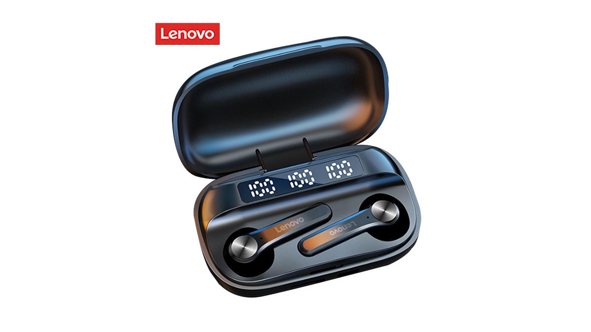 Lenovo sluchátka s nejnovějším Bluetooth 5.1 jen za 361 Kč! [sponzorovaný článek]