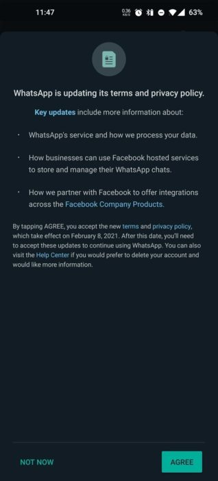 WhatsApp privacy policy update 545x1200x