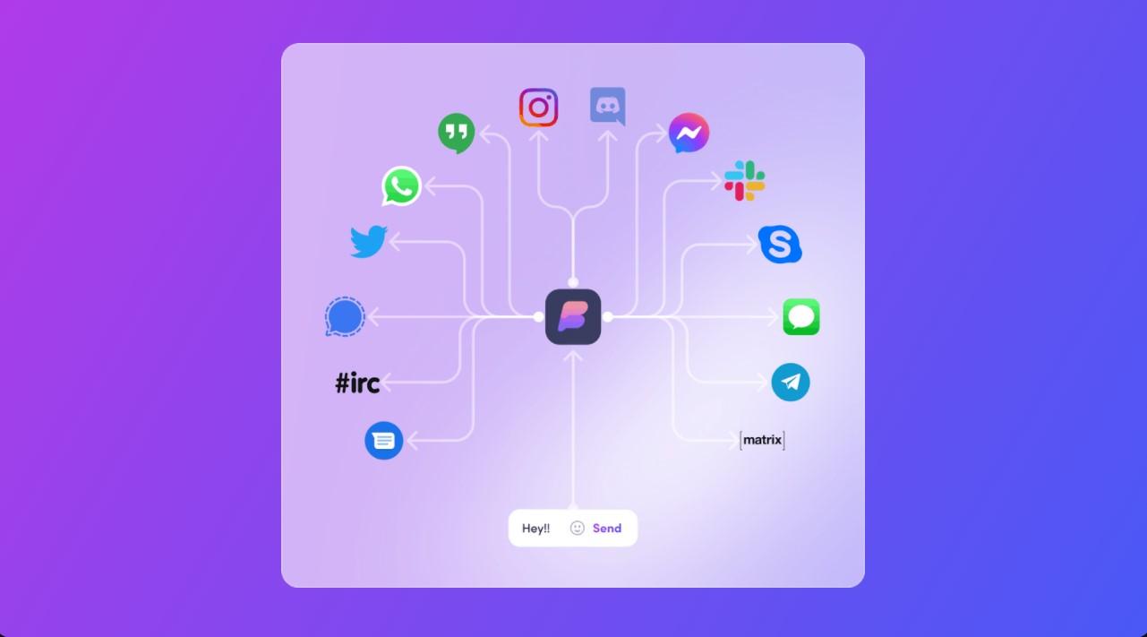 Beeper spojuje komunikační platformy do jednoho klienta