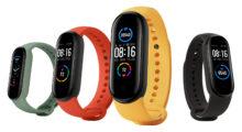 Mi Band 6 by mohl dostat podporu GPS, měření kyslíku v krvi a asistentku Alexa