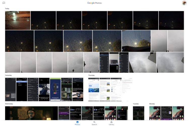 google photos android tablet old 1000x666x