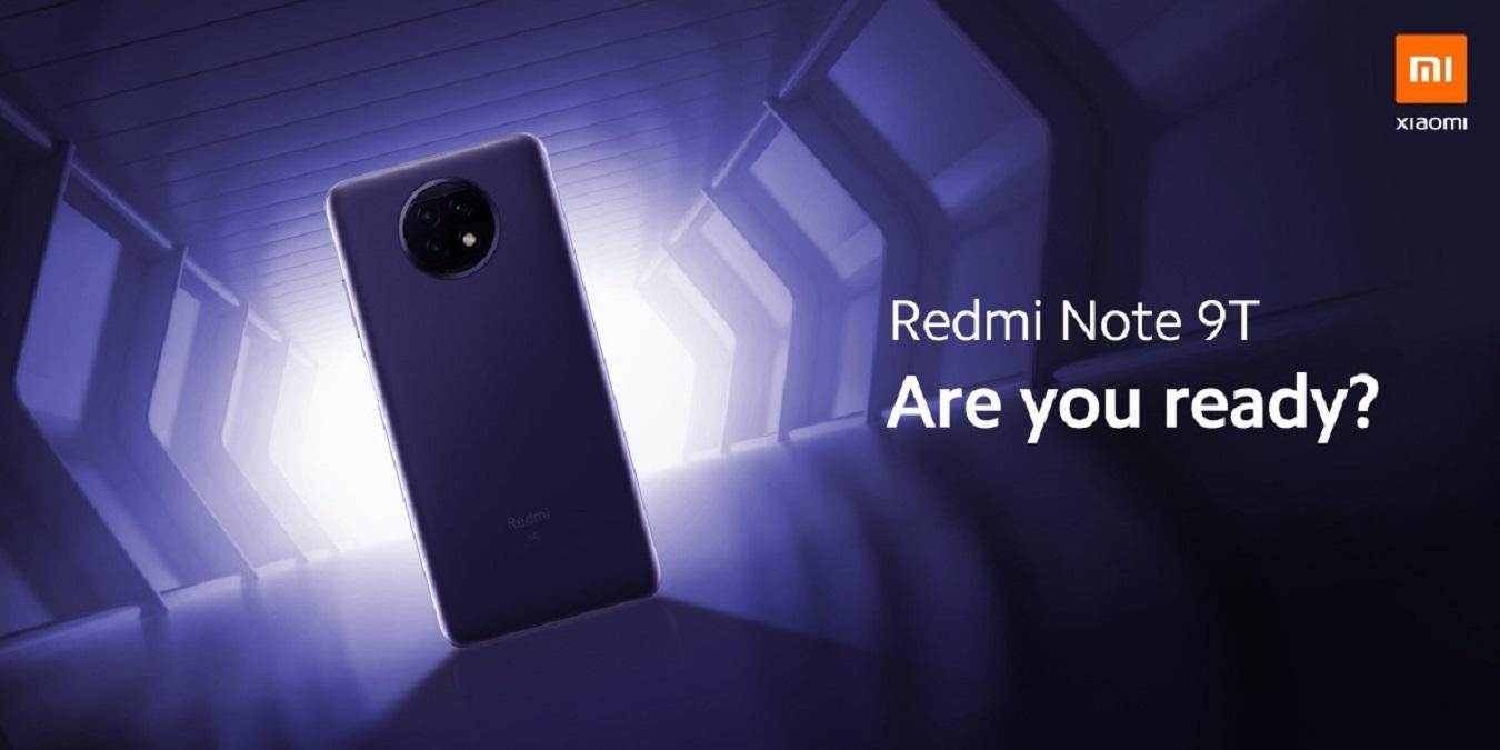 Redmi Note 9T s podporou 5G se představí tento týden