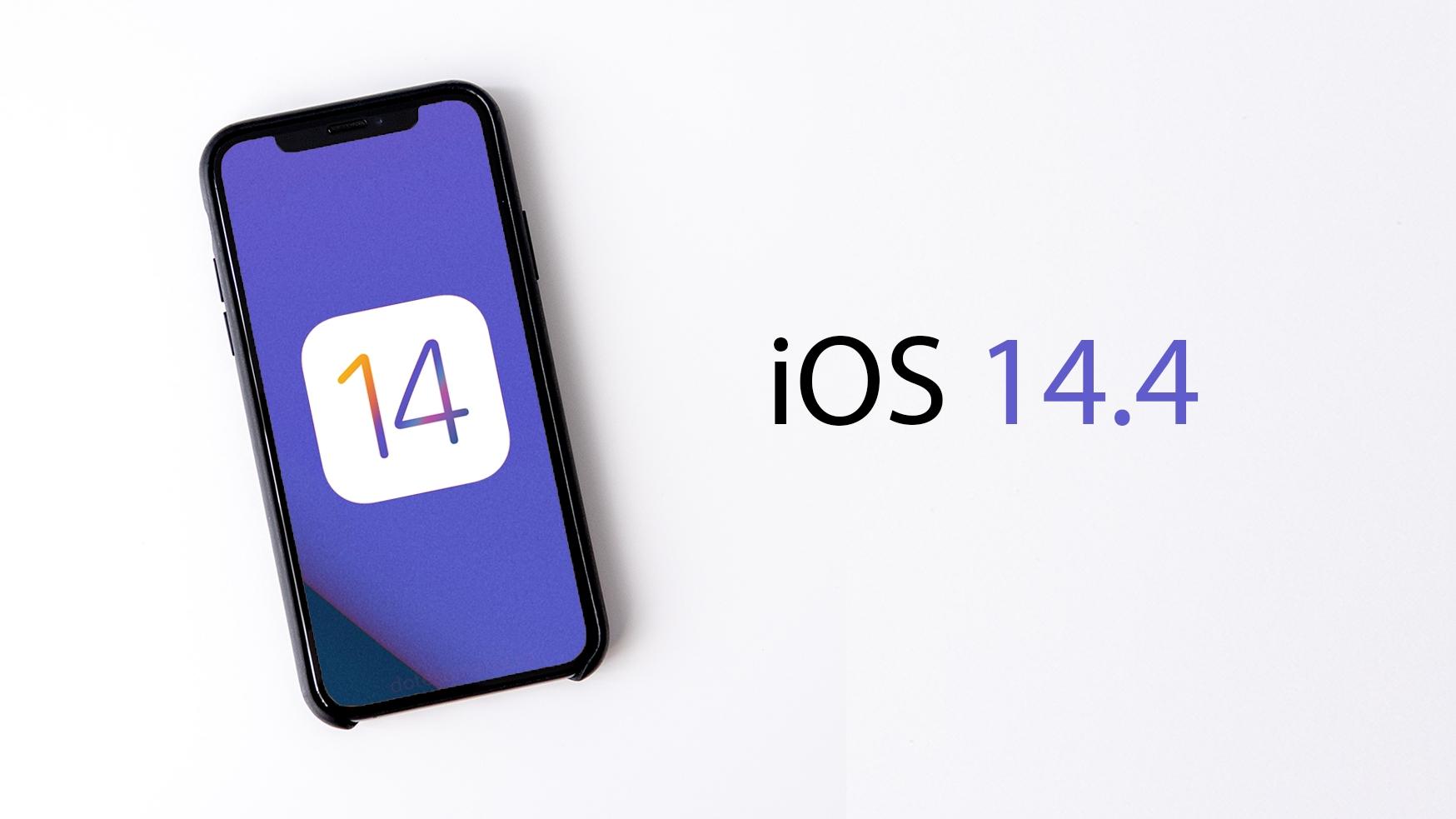 Apple vydal iOS 14.4, přináší rozpoznání menších QR kódů a další drobnosti